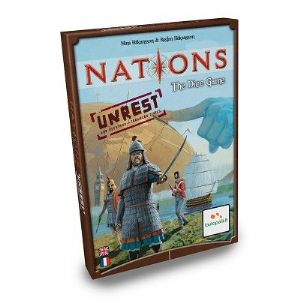 Nations : The Dice Game - Unrest Expansion